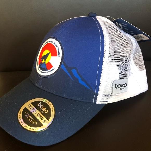 9fc9c3365 NWT • Colorado Trucker Hat NWT